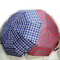 Зонт женский автомат Клетка