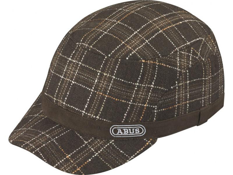 Велошлем ABUS METRONAUT tweed brown (L)