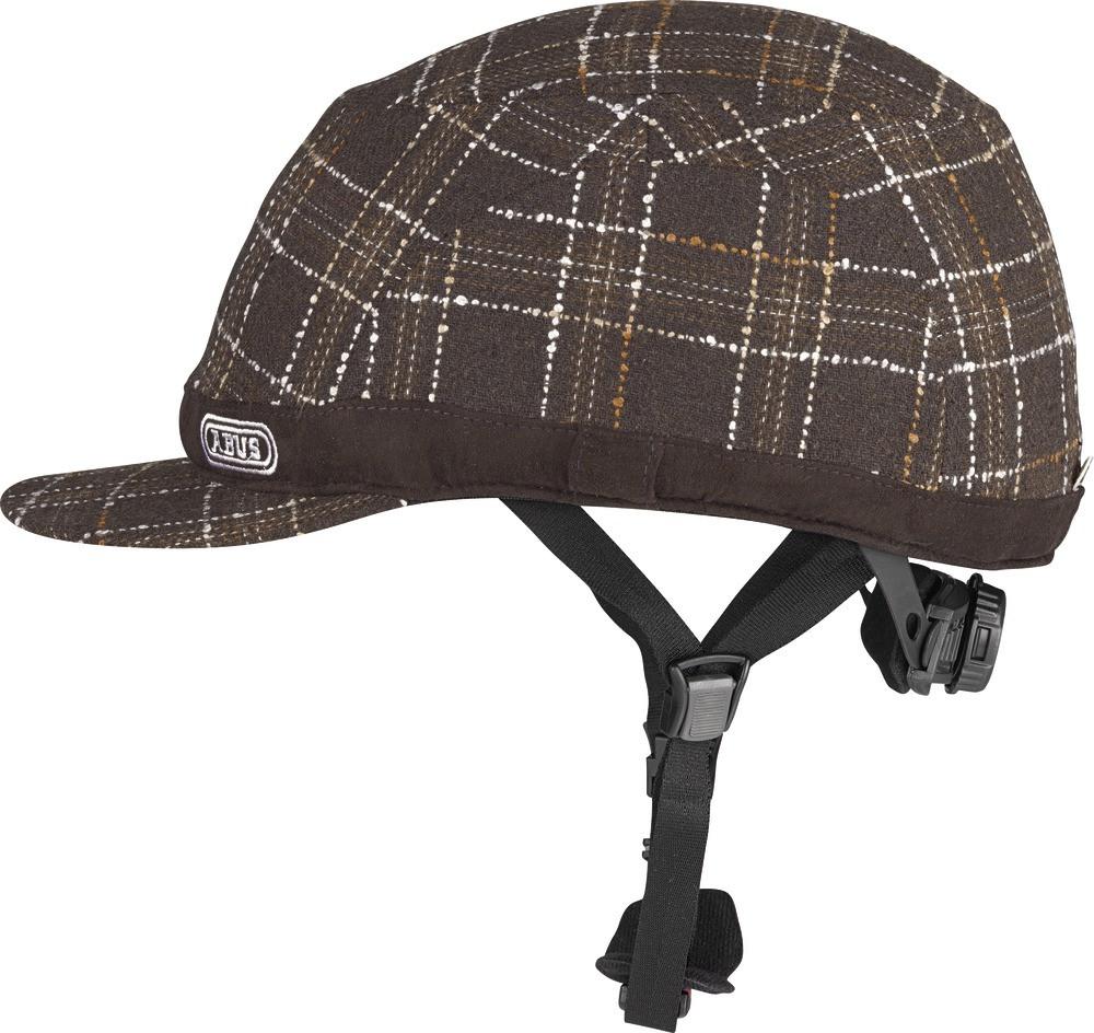 Велошлем ABUS METRONAUT tweed brown (М)