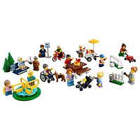 Конструктор Развлечения в парке для жителей города Lego City 60134