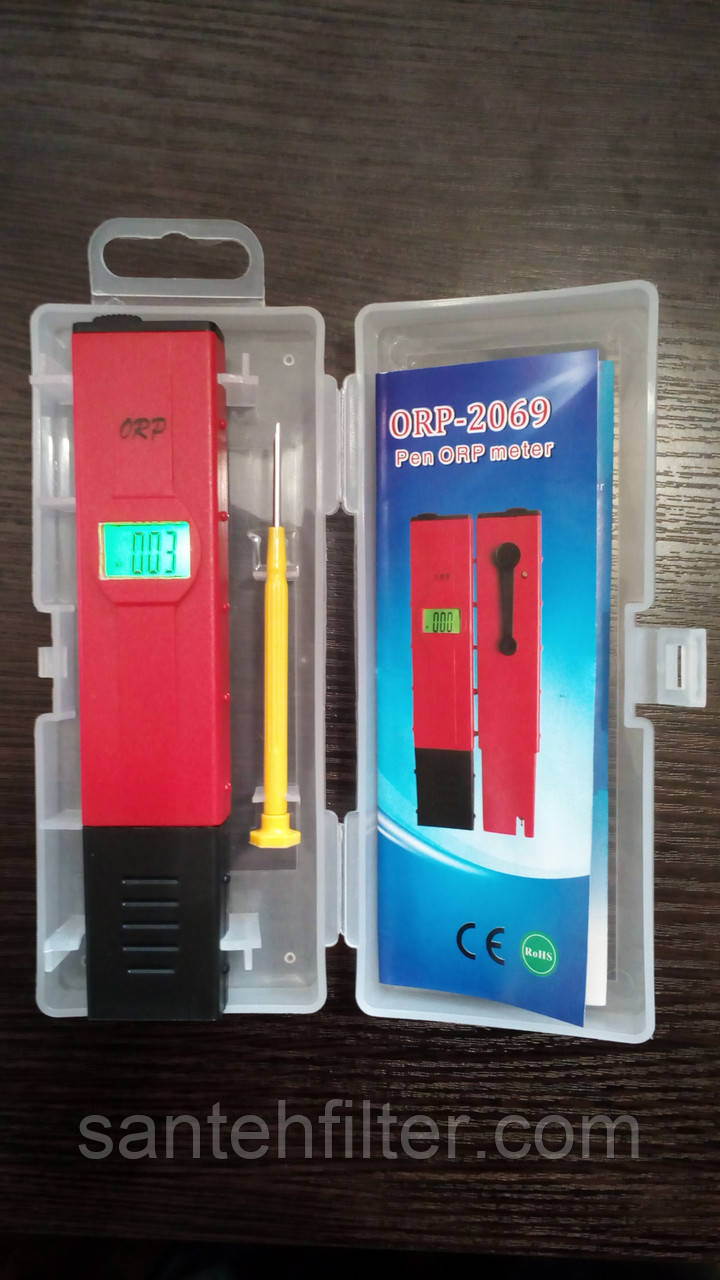 ОВП метр (ORP - 2069) Измеритель окислительно-восстановительного потенциала