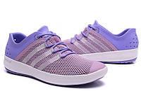 Летние кроссовки  Adidas ClimaCool violet