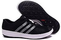 Летние кроссовки  Adidas ClimaCool черные