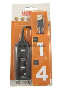 USB-хаб SY-H003 black