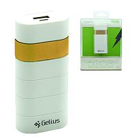 Дополнительная батарея Gelius GL-100 6000mAh 1A Gold
