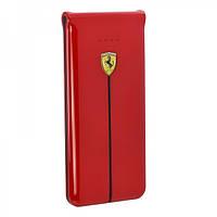 Дополнительная батарея Ferrari Slim V82 8000mAh 2USB 2A Red