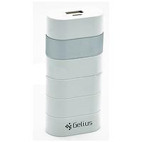 Дополнительная батарея Gelius GL-100 6000mAh 1A Silver