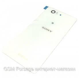 Задняя часть корпуса Sony Xperia Z3 mini D5833 White