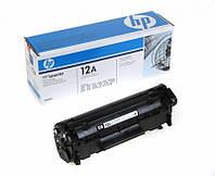 Заправка картриджа HP Q2612A (12А)