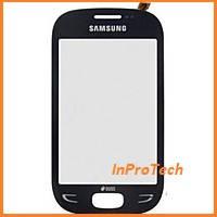 Сенсор (тачскрин) Samsung GT-S5292 Star Deluxe Duos Black Original, фото 1