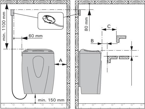 Электрическая каменка для сауны и бани Harvia Moderna