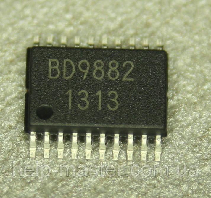 Микросхема BD9882FV (SSOP-20)