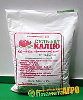 Концентрированное удобрение Сульфат калия 0,5 кг