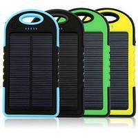 Внешний аккумулятор (power bank) PB-906-SOLAR12000