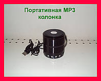 Портативная MP3 колонка WSTER WS887!Акция