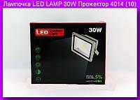 Лампочка LED LAMP 30W Прожектор 4014 (10).Светодиодная лампа.!Опт