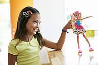 """Кукла Барби на роликах из серии """"Barbie и виртуальный мир"""" Barbie Girls Anime Doll"""