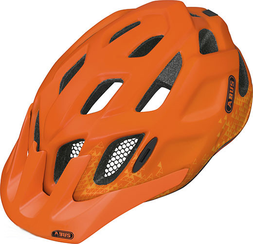 Велошлем ABUS MOUNTK Trey Orange (L)