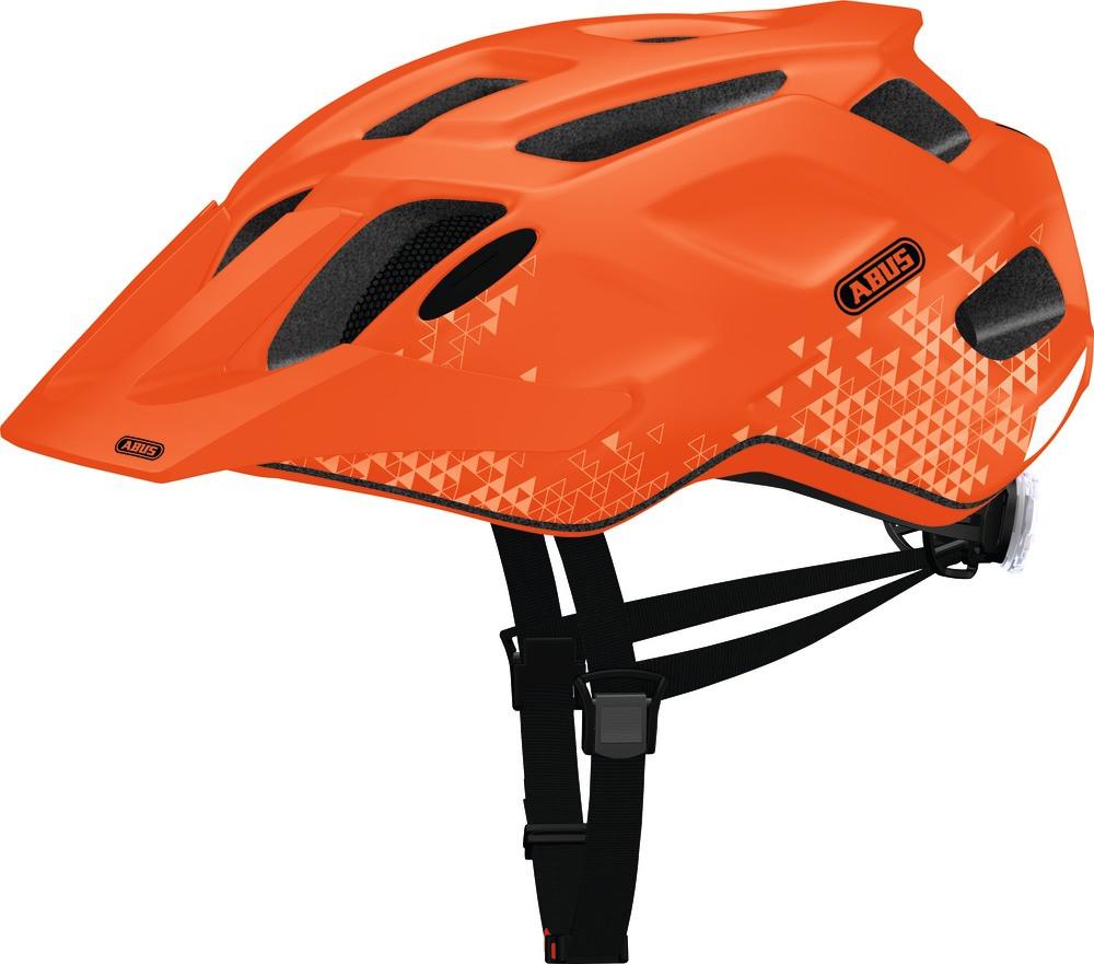 Велошлем ABUS MOUNTK Trey Orange (М)