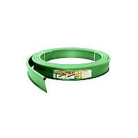 Бордюрная лента кантри зеленая 20*110*10м/п