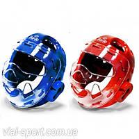 Шлем для тхэквондо с пластиковой маской Daedo