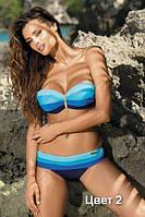 Женский купальник с эффектом градиента Taylor от производителя TM Marko 2 цвет