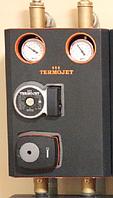 Смесительная насосная группа быстрого монтажа с утеплением под насос 130 мм Termojet НГ-48Л DN 25