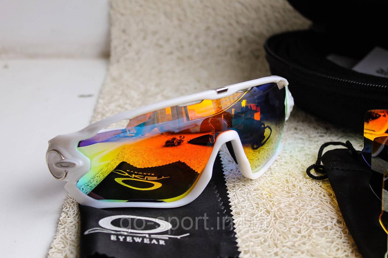 Очки солнцезащитные Oakley Jawbreaker Polarized - Go-Sport в Луцке