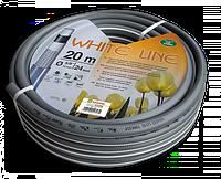"Шланг для полива WHITE LINE 5/8"" - 50м, WL5/850"