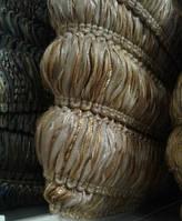 Бахрома Імеджен 1463/9604 Органза петля карамель