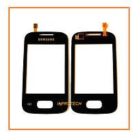 Сенсор (тачскрин) Samsung GT-S5300 Galaxy Pocket Black Original