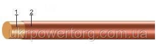 Обмоточный провод (эмальпровод) ПЭТ-155  0,50 от 1 кг