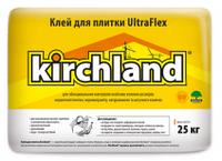 Клей для плитки Kirchland Ultra Flex 25 кг