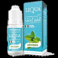 Жидкость для электронных сигарет Liqua Ментол 0mg/ 10ml