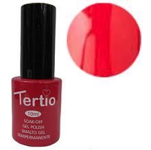 TERTIO гель - лак № 005 (алая кровь ) 10 мл