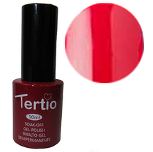 TERTIO гель - лак № 006 (бургунд ) 10 мл