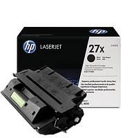 Заправка картриджа HP C4127A (27X)