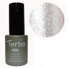 TERTIO гель - лак № 008 (серо-золотистый перламутр) 10 мл
