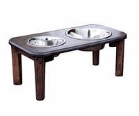 Подставка для кормления собак  № 1,  Н200, 500*260