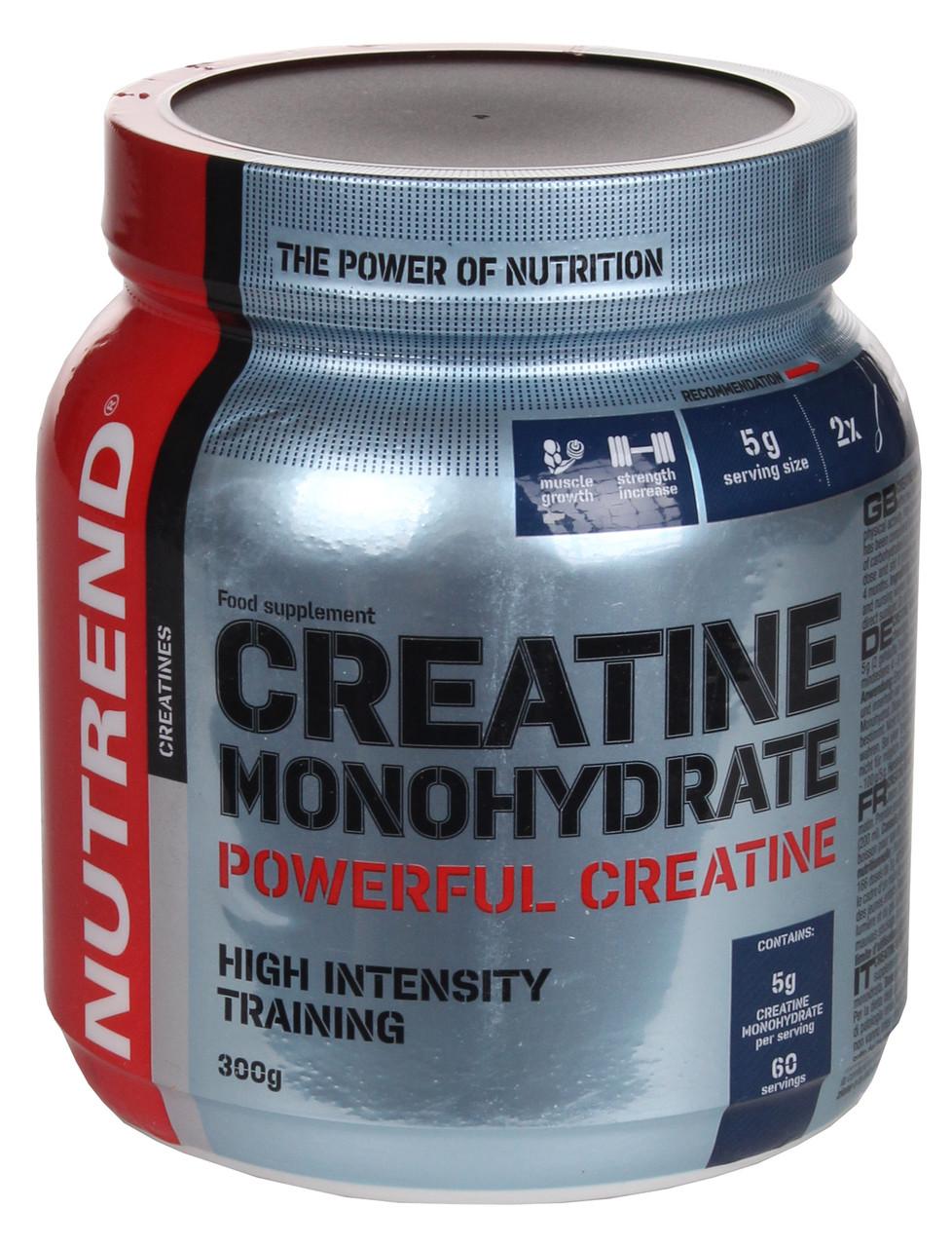 Nutrend Creatine Monohydrate 300g