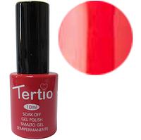 TERTIO гель - лак № 010 (красный) 10 мл