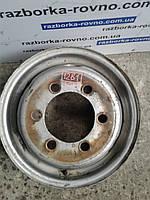 Диски колесные R14 DAF, LDV Convoy 5Jx14x104 спарка 6 болтов