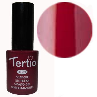 TERTIO гель - лак № 011 ( темно-красный) 10 мл