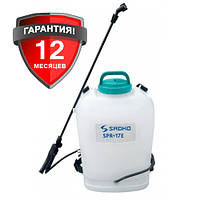 Аккумуляторный опрыскиватель Sadko SPR-17E