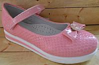 Детские туфли для девочек размеры 28.31