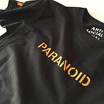 Футболка женская Paranoid Anti Social social club, фото 3