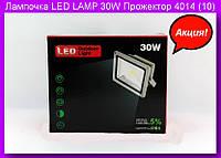 Лампочка LED LAMP 30W Прожектор 4014 (10).Светодиодная лампа.!Акция