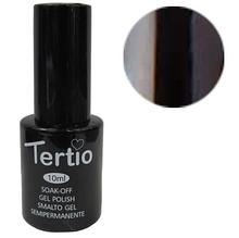 TERTIO гель - лак № 012 ( черная эмаль) 10 мл