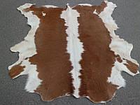 Шкура Skin Bogdan brown/white 1.25x1.26