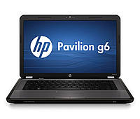 Игровой ноутбук бу HP Pavillion g6-1366 Core i5-2410-2.3GHz/4Gb/250Gb/Radeon 6470-1Gb